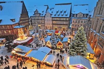 Danskerne elsker den tyske jul - Rejsestart.dk